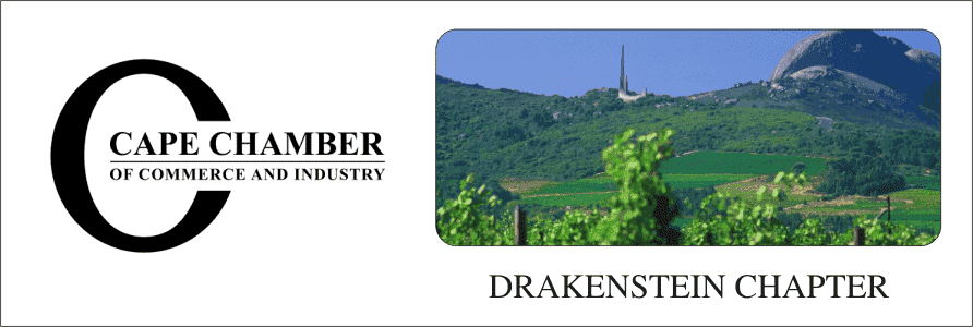Cape Chamber of Commerce Drakenstein Chapter