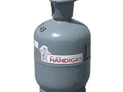 9kg Gas from Plett Handigas