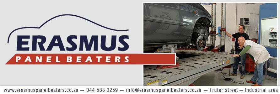 Erasmus Panel Beaters