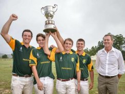 Winners South Africa Plett Polo