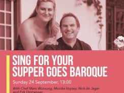 Sing for your Supper goes Baroque