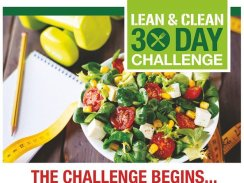 Lean & Clean 30 Day Challenge