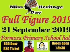 Miss Heritage Day Full Figure
