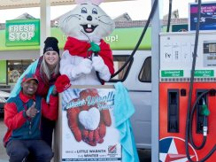 Fuelled for EC Winter Woolly Drive 2017