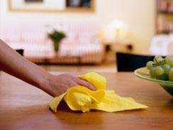 General dusting services in Tswane