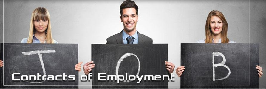 Contracts of Employment