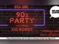 90′s Party