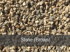 19mm Stone (Brown)