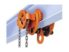 Lifting Tackle Geared Trolley LMI Mining Resource