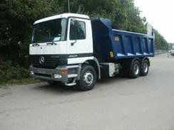 Tipper Truck Hire from Supa Plant Hire, Rustenburg