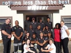 G-Tech Pro Auto Rustenburg - the team