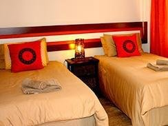 Single & double rooms accommodation