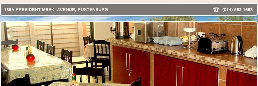 Grand Central Guesthouse Rustenburg