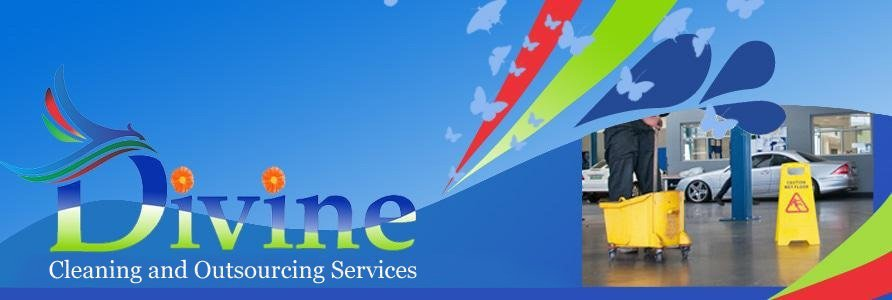 Divine Cleaning and Outsourcing Services