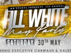 All White May Party