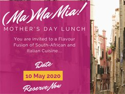 MaMa Mia Mother's Day Lunch at Hedgehog's Nest