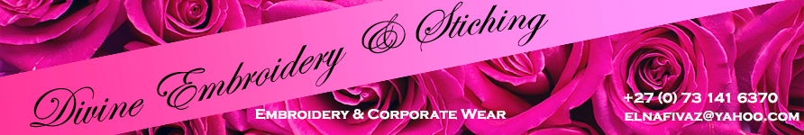 Divine Embroidery, Stitching & Catering