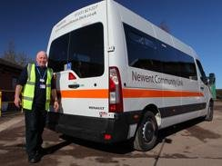 Shuttle services Newent